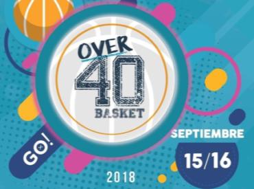 15 y 16 de septiembre de 2018 – Over40basket Madrid´18  FINALIZADO